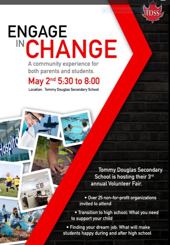 Tommy - engage in change